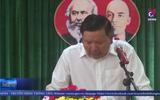 Đoàn ĐBQH tỉnh Lai Châu tiếp xúc cử tri