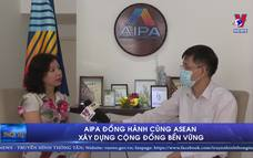 AIPA đồng hành cùng ASEAN xây dựng Cộng đồng bền vững