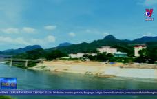 Đẩy nhanh tiến độ kè hạ du Nhà máy thủy điện Tuyên Quang