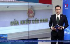 Cửa khẩu phụ Cốc Nam, Lạng Sơn vẫn thông quan hàng hóa