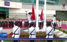 Lễ kỷ niệm 23 năm Hong Kong được trao trả về Trung Quốc
