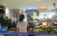 Vải thiều Việt Nam có mặt tại thị trường Singapore