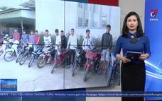 Tây Ninh triệt xóa các băng nhóm đua xe trái phép