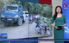 Mưa lũ gây thiệt hại tại Hà Giang