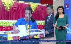 Đại hội Đảng bộ điểm của Điện Biên kết thúc thành công