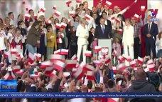 Tổng thống Ba Lan A. Duda dẫn trước sít sao
