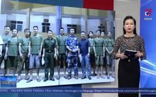 Quảng Ninh cứu hộ thành công 9 thuyền viên gặp nạn trên biển