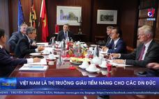 Việt Nam là thị trường giàu tiềm năng cho các DN vừa và nhỏ Đức
