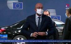 """Chủ tịch Hội đồng châu Âu kêu gọi EU """"đoàn kết"""""""