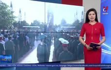An Giang truy điệu 99 hài cốt liệt sỹ quân tình nguyện