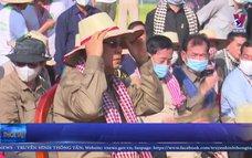 Campuchia đặt mục tiêu xuất khẩu 1 triệu tấn gạo