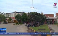 Kim ngạch xuất khẩu sang Campuchia giảm