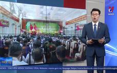 Tiếp nhận hơn 400 sinh viên, du học sinh Lào