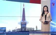 An táng hài cốt110 liệt sĩ quân tình nguyện Việt Nam