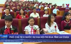 Phó Chủ tịch nước dự Đại hội thi đua tỉnh Lai Châu