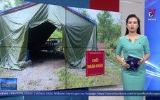 Kiểm tra công tác phòng chống dịch tại cửa khẩu Chi Ma, Lạng Sơn