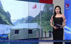 Kiểm tra công tác chống dịch trên tuyến biên giới Cao Bằng