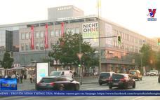 Cướp ngân hàng tại thủ đô, 11 người bị thương
