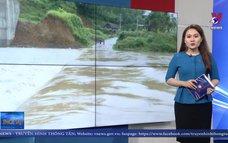 4 xã của Phú Thọ bị cô lập do mưa lũ