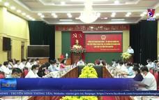 Phó Thủ tướng Phạm Bình Minh làm việc tại Thái Nguyên