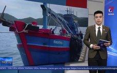 Phát hiện tàu chở 100.000 lít dầu DO không rõ nguồn gốc