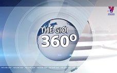 Thế giới 360 độ ngày 08/8/2020