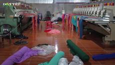 Tiểu thương thôn Đông Cứu tìm cách ổn định cuộc sống sau cách ly