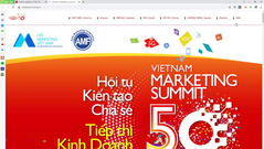 Vietnam Marketing Summit 5.0