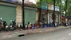 Hà Nội: Nhức nhối thực trạng lấn chiếm vỉa hè