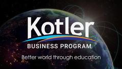 VietnamMarcom triển khai chương trình Kotler Business Program của Giáo sư Philip Kotler tại Việt Nam