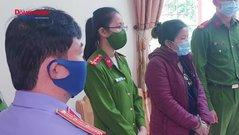 Nghệ An: Chủ tịch xã bị khởi tố vì liên quan đến tiền hỗ trợ hậu quả bão lụt năm 2020