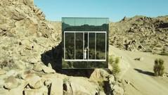 Ngôi nhà vô hình giữa sa mạc có giá thuê gần 3.000 USD/đêm