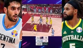 Highlights trận tứ kết giữa Argentina và Úc