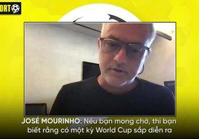 Mourinho đánh giá cao tuyển Anh tại World Cup 2022