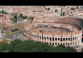 Ký sự chung kết Euro 2020 tại thủ đô Rome