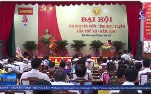 Đại hội thi đua yêu nước tỉnh Ninh Thuận