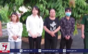 Cao Bằng bắt giữ các đối tượng bán trẻ sơ sinh