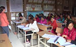 Đào tạo nghề cho lao động nông thôn ở Sìn Hồ