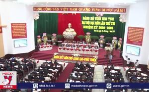 Khai mạc Đại hội Đảng bộ tỉnh Kon Tum lần thứ XVI