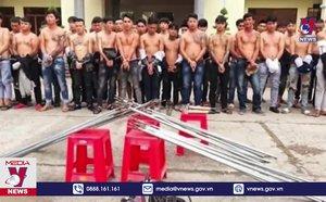 Đồng Nai bắt 59 đối tượng hỗn chiến giành đất