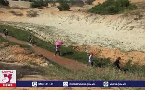 Bình Thuận phát hiện thêm nhiều điểm du lịch hoang sơ