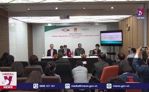 """""""Cơ hội vàng"""" cho các nhà đầu tư Thái Lan đến Việt Nam"""
