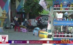 Campuchia phong tỏa nhiều chung cư tại thủ đô