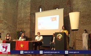 Thành lập Liên đoàn Võ cổ truyền Việt Nam ở Italy