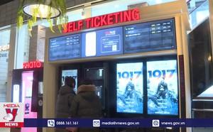 Các rạp chiếu phim Hàn Quốc vắng khách