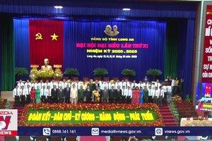 Ông Nguyễn Văn Được đắc cử Bí thư Tỉnh ủy Long An
