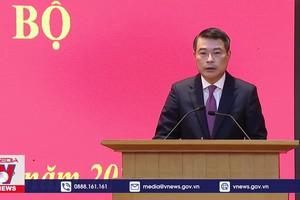 Công bố quyết định chức vụ Chánh Văn phòng Trung ương Đảng