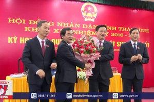 HĐND tỉnh Thái Bình bầu chủ tịch UBND mới