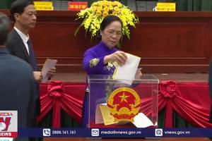 Hải Phòng bầu 2 Phó Chủ tịch UBND thành phố