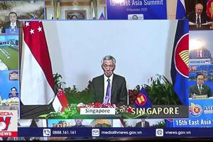 Singapore đề xuất ba lĩnh vực EAS cần tăng cường hợp tác